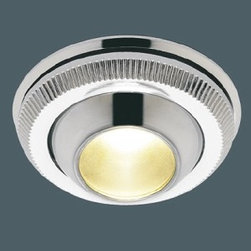 "Kania LED - Nau recessed light - Product description:  The Nau recessed light has been designed by the German engineer Martin Kania. Kania exclusively use Power LEDs. Power LEDs are the world, s brightest LEDs offering up to 140 lumens per single source and are available in a variety of configurations.  The Nau LED is available in 3 finishes. Several LED colors are available. Kania redesigned and improved the LED line for professional requirements; the result is the new outstanding LED PRO series solving even the most demanding of tasks. Most of the lights are in stock and ready to ship!    Advantages        State of the art technology      Energy efficiency up to 90%      No ultraviolet or infrared radiation       Extremely long life, up to 50,000 hours      Low-voltage power supply      Very low early failure rate      Durable      High color efficiency      1W or 3W power LED (4W are coming up )      White LED 3300K, 4200K or 5500K      Color LED available in red, blue green and amber      Power acrylic and glass lenses      Timeless design      Other finishes and LED colors on request      Details:                                  Manufacturer:               Kania                                  Design:                             Martin Kania                                                Made in:              Germany                                  Dimensions:                             D/d 1.4"" x H 0.61"" x MH 0.83""              Ø 35 mm x H 15.5 mm x MH 21 mm                                                Light bulb:                             1 x 1W Power LED light                                                 Material                             metal, glass"