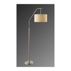Crestview Collection - Crestview Collection CVACR923 Dinsmore Floor Lamp - Crestview Collection CVACR923 Dinsmore Floor Lamp