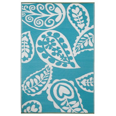 Eclectic Outdoor Rugs by Amazon