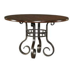 EuroLux Home - New Round Dining Table French Jardin Garden 36H x 46W x 46D - Product Details