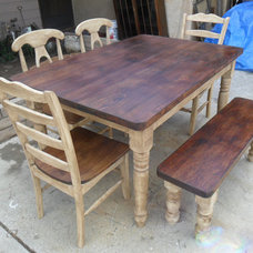Transitional Dining Sets by Etsy
