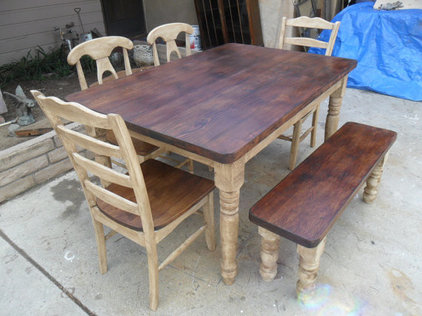 Traditional Dining Sets by Etsy