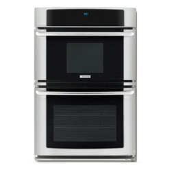 "Electrolux EW30MC65JS 30"" Microwave Combination Wall Oven with 4.2 cu. ft. Conve - Features:"