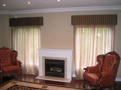 Window Treatments by Workroom By Design