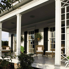 Traditional Porch by Pella Windows and Doors