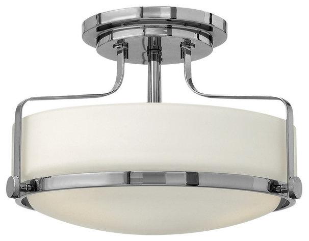 Modern Flush-mount Ceiling Lighting by Lights Online