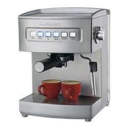 Cuisinart - Cuisinart Programmable Espresso Maker - 15 bars of pressure