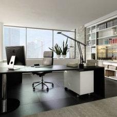 Modern Home Office by Ilija Mirceski