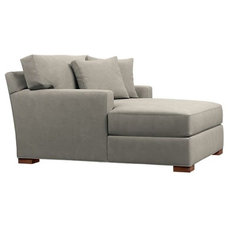 Modern Indoor Chaise Lounge Chairs by Crate&Barrel