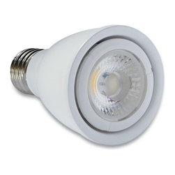 Verbatim - Contour Series Par20 Warm White 3000K Bulb Replaces 50W - Contour Series PAR20 Warm White 3000K LED Bulb Replaces 50W