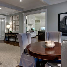 Traditional  by Domiteaux + Baggett Architects, PLLC