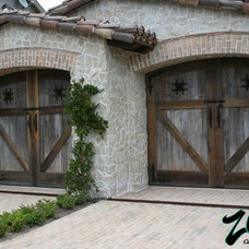 Eclectic Garage Doors And Openers by Ziegler Doors Inc.