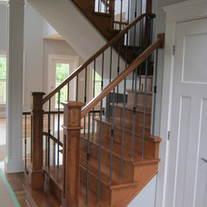 Traditional  by CP Stairmasters Inc.