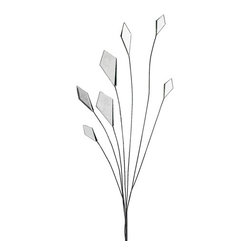 Silk Plants Direct - Silk Plants Direct Beveled Mirror Diamond (Pack of 6) - Silk Plants Direct specializes in manufacturing, design and supply of the most life-like, premium quality artificial plants, trees, flowers, arrangements, topiaries and containers for home, office and commercial use. Our Beveled Mirror Diamond includes the following: