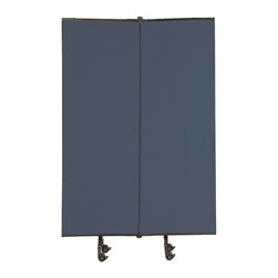 Best Rite - Best Rite Great Divide Mobile Room Divider Add-On - 5.3W x 6H ft. - 74769 - Shop for Room Dividers from Hayneedle.com! Setting up partitions and temporary enclosures is no longer a time consuming affair. The Best Rite Great Divide 6 ft. High Mobile Room Divider Add-On are designed to join starter sets. While starter sets include three wall panels and two end panels these add-on panel set includes two wall panels. When joined with starter sets this add-on set attempts to create maximum wall length. Its a great support to the modular wall system that allows you to customize wall length.