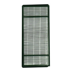 Kaz Inc - Honeywell True HEPA Filter H 2 Pack - KAZ Honeywell True HEPA Allergen Remover Replacement Filter. Captures up to 99.97% of airborne particles at 0.3 microns.  Replace once per year for best results.  Includes 2 filters.