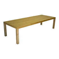 Ash Parsons Dining Table -