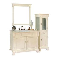 Bellaterra Home - Backsplash -Cream Marble - Natural crema marfil marble