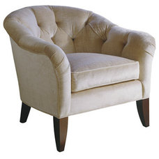 Traditional Armchairs by Baker Furniture