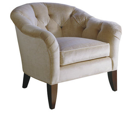 Traditional Accent Chairs by Baker Furniture