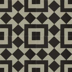 Granada (cement) Tile: Design Fez 928 B - Cement tile: Granada Tile / Photograph: Granada Tile