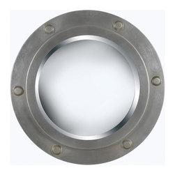 Kenroy - Kenroy 60050 Portside Wall Mirror - Kenroy 60050 Portside Wall Mirror