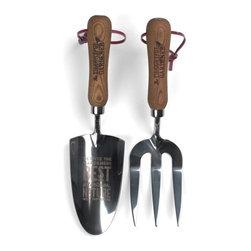 Thoughtful Gardener Trowel Fork Set -