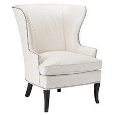 traditional armchairs by Williams-Sonoma Home