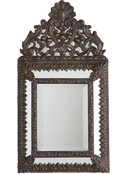 Traditional Floor Mirrors by Wisteria