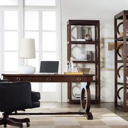 Hooker Furniture - Hooker Furniture Kinsey Writing Desk 5066-10458 - Includes Hooker Furniture Kinsey Writing Desk 5066-10458 only.