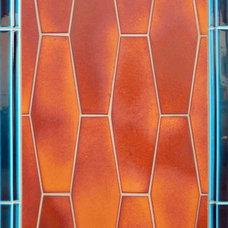 Eclectic Tile by Pratt and Larson Ceramics
