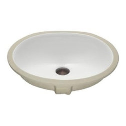 Lenova - Lenova Pu-902W Undermount Oval Sink White - The porcelain Undermount sink is elegant in its squared top line and curved bottom. Made from our own formula of high quality porcelain clay with other special materials, molded to shape and heated to over 2,400 degrees Fahrenheit. Our factory is located in a town which has more than 400 years of porcelain making experience. This process, plus our history, is what gives our porcelain its strength and translucent beauty.