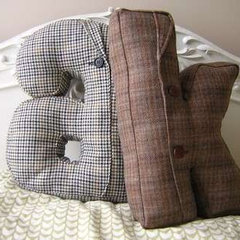 modern pillows by TrendHunter