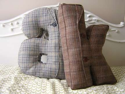 Modern Decorative Pillows by TrendHunter