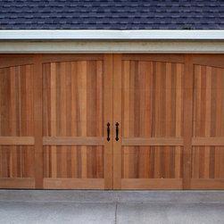 Garage door by www.pacdoor.com - Steven Harris of www.pacdoor.com