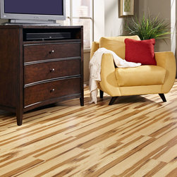 Tranquility Magnolia Springs Hickory Vinyl Wood Plank -