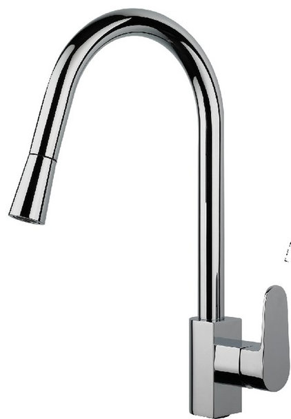 Modern Kitchen Faucets by Isenberg Faucets
