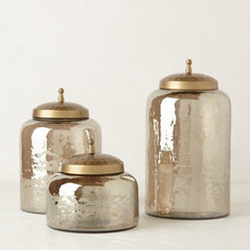 Contemporary Bathroom Storage by Anthropologie