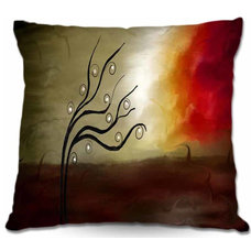 Contemporary Decorative Pillows by DiaNoche Designs