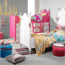 Kids Beds Prinses Wit | Kids Factory