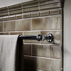 Subway Tile Craquele finish - Grazia Rixi Wall Tile - Rixi is a glossy wall tile with a craquele finish.