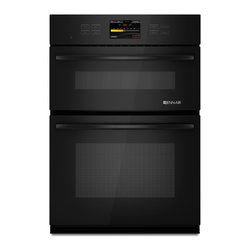 "Jenn-Air 30"" Combination Oven, Black On Black 
