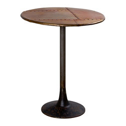 Rohtang Metal table - Product Features: