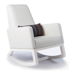 Joya Rocker - I wish this comfy-looking glider had been around a few years ago when I needed one.