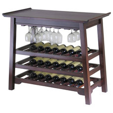 Transitional Indoor Pub And Bistro Tables by Modern Furniture Warehouse