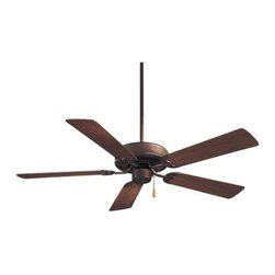 "F547-ABR Minka Aire F547-ABR Contractor 52' Energy Star Ceiling Fan - Get 10% discount on your first order. Coupon code: ""houzz"". Order today."