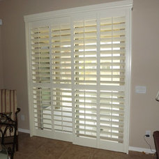 Traditional  by The Louver Shop