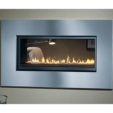 Contemporary Fireplaces by Montigo Fireplaces