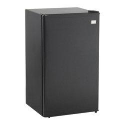 Avanti - Avanti Black 3.3 Cubic Foot Refrigerator - FEATURES