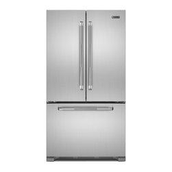 Jenn-Air French-door Refrigerator, Stainless Steel | JFC2290VEP - INTERIOR PUR® WATER DISPENSER